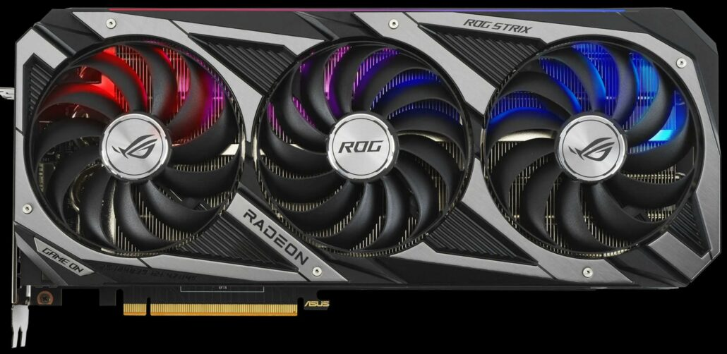 ASUS Radeon RX 6800 XT & RX 6800 Custom Graphics Cards_AMD Radeon RX_ROG STRIX & TUF Gaming_2