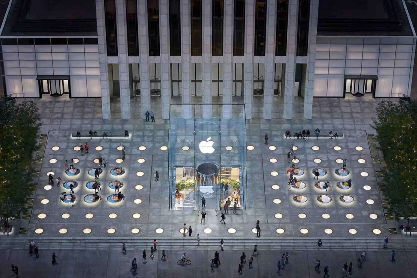 Apple Store New York Fifth Avenue