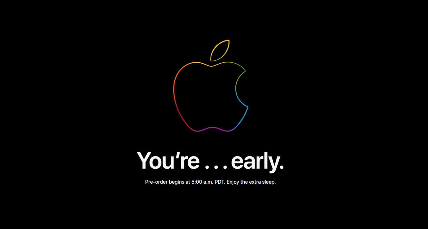 Apple Online Store Is Down as Company Preps to Open up iPhone 12 & iPhone 12 Pro Pre-Orders