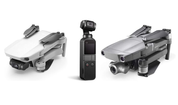 DJI deals on Prime Day 2020