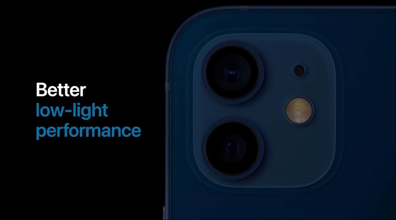 Dolby Vision Video iPhone 12