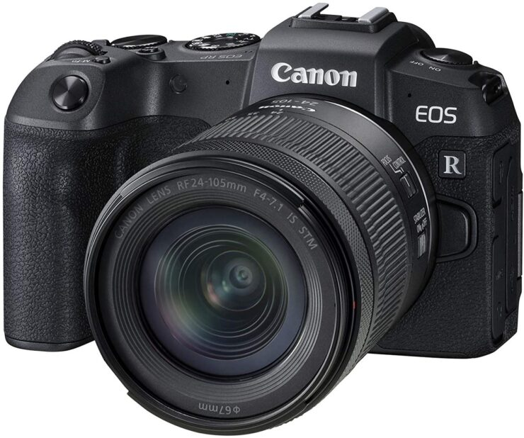 Canon EOS RP is $100 off today