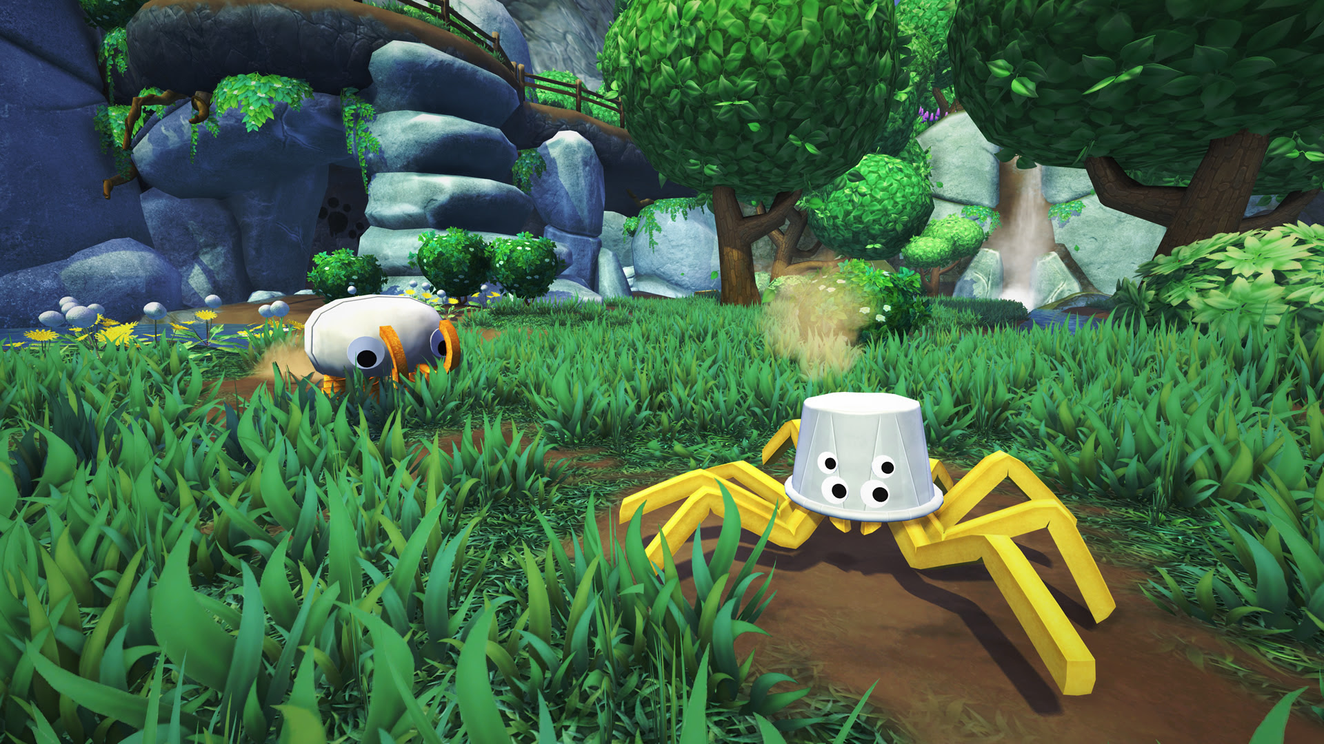 Bugsnax Has Gone Gold Arriving November 12th On Ps4 Ps5 And Pc