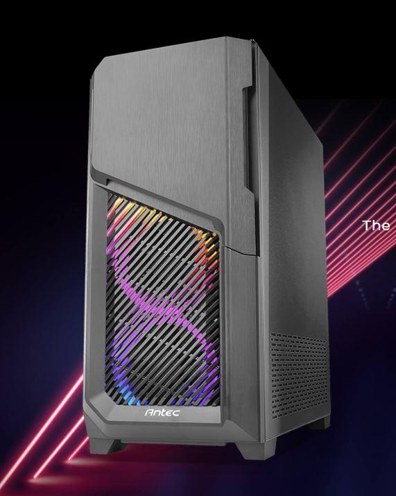 Antec Introduces The DP502 FLUX ATX PC Case