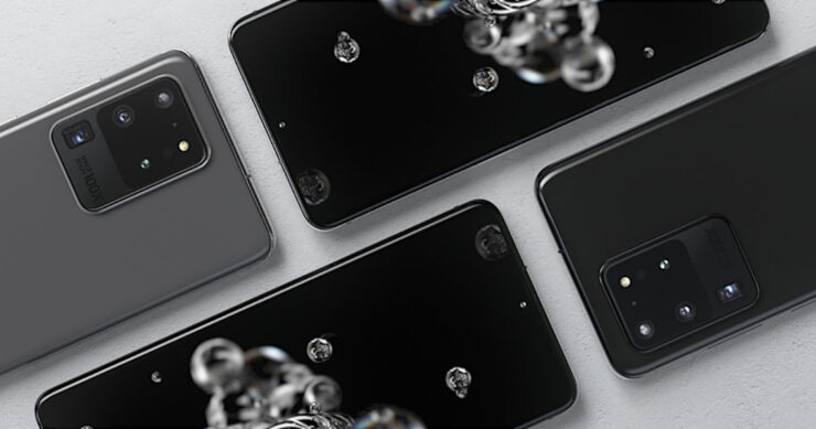Galaxy S21 Ultra Will Reportedly Sport New Camera System, and Qualcomm's Larger Ultrasonic Max Fingerprint Sensor