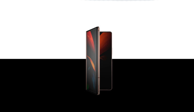 Samsung Uses the Galaxy Z Fold 2 Features to Mock Apple's Signature Taglines in Latest Ad