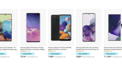 Prime Day 2020 deals on Samsung Galaxy