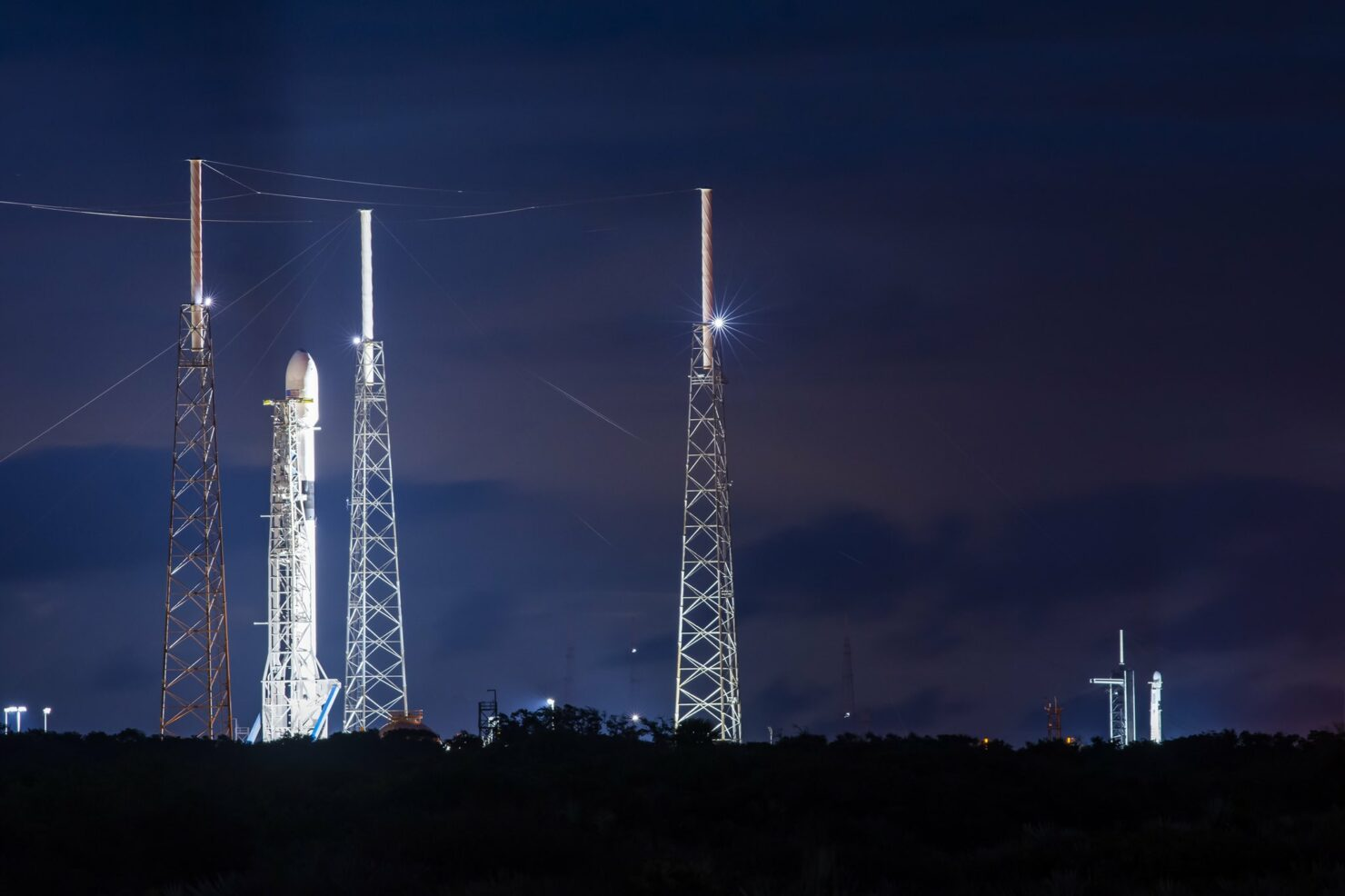 SpaceX Falcon 9 Starlink GPS III