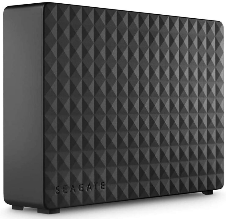 You Can Save up to 44% on These High-Capacity Seagate External Drives for Today