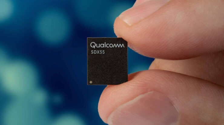 Apple's iPhone 12 Range Uses Qualcomm's Snapdragon X55 5G Modem, Not the Latest Snapdragon X60