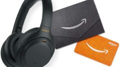 Sony WH-1000XM4 With Industry-Leading Noise Cancellation Is Down to Its Price for Prime Day 2020 [$25 Gift Card Included]