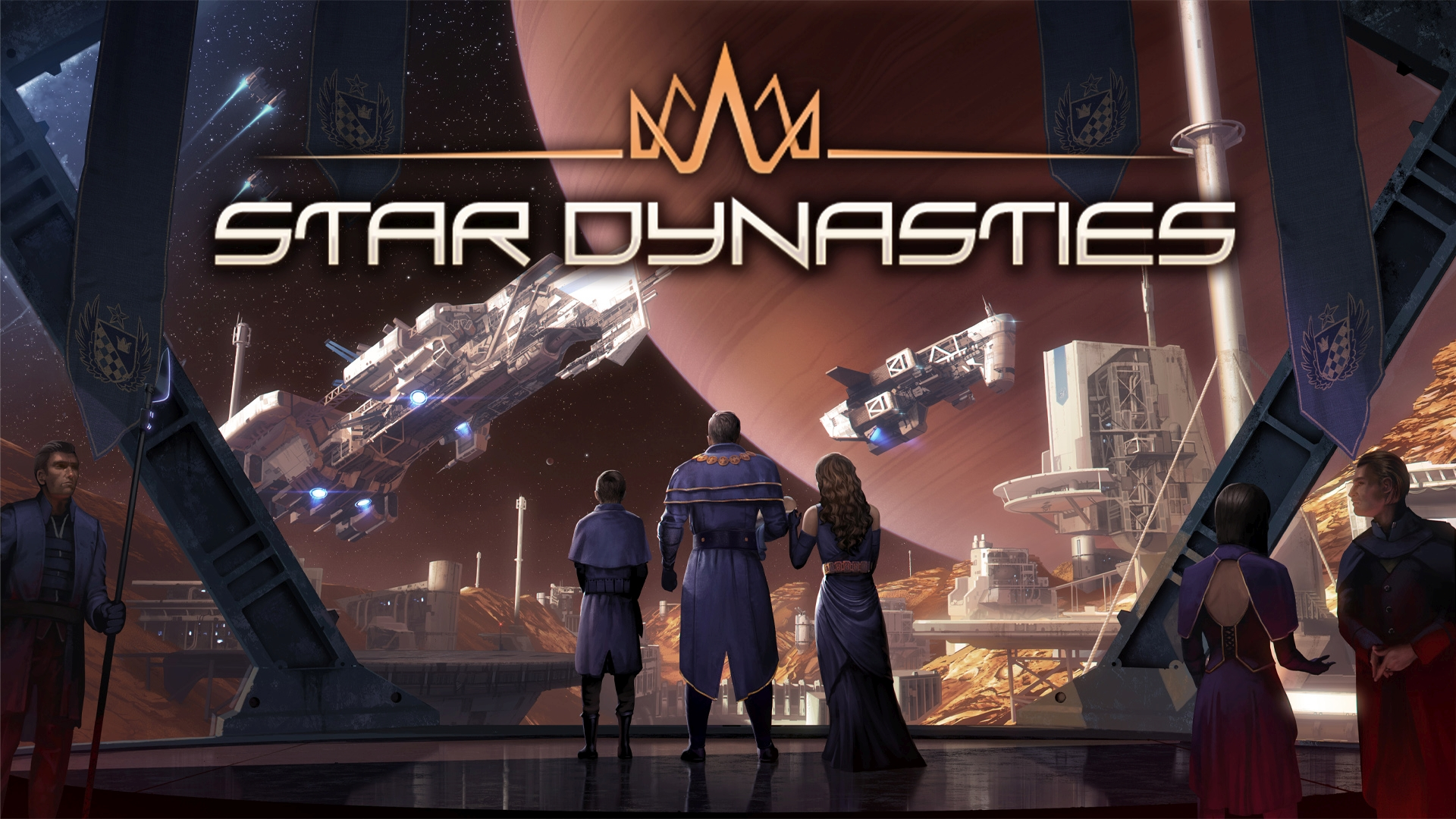 Get a Hands-On and Conquer the Galaxy in Star Dynasties
