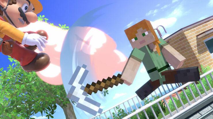 Super Smash Bros Ultimate update 9.0.1