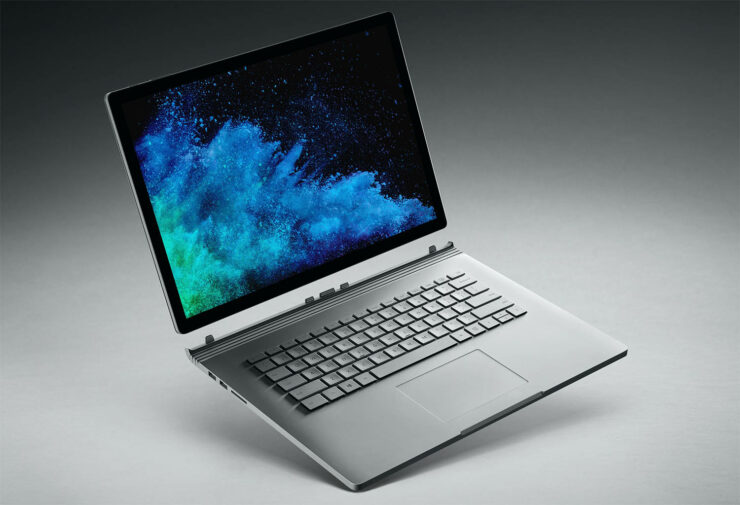Microsoft Surface Book Stops Bullet in Its Path, Saving the Owner's Life