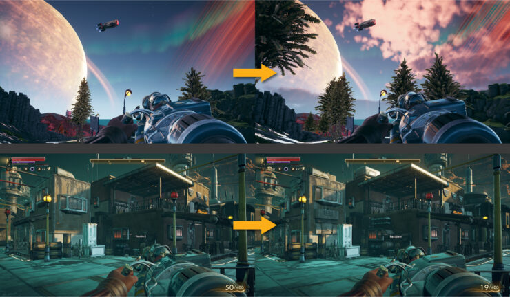 The Outer Worlds Switch Update 1.2