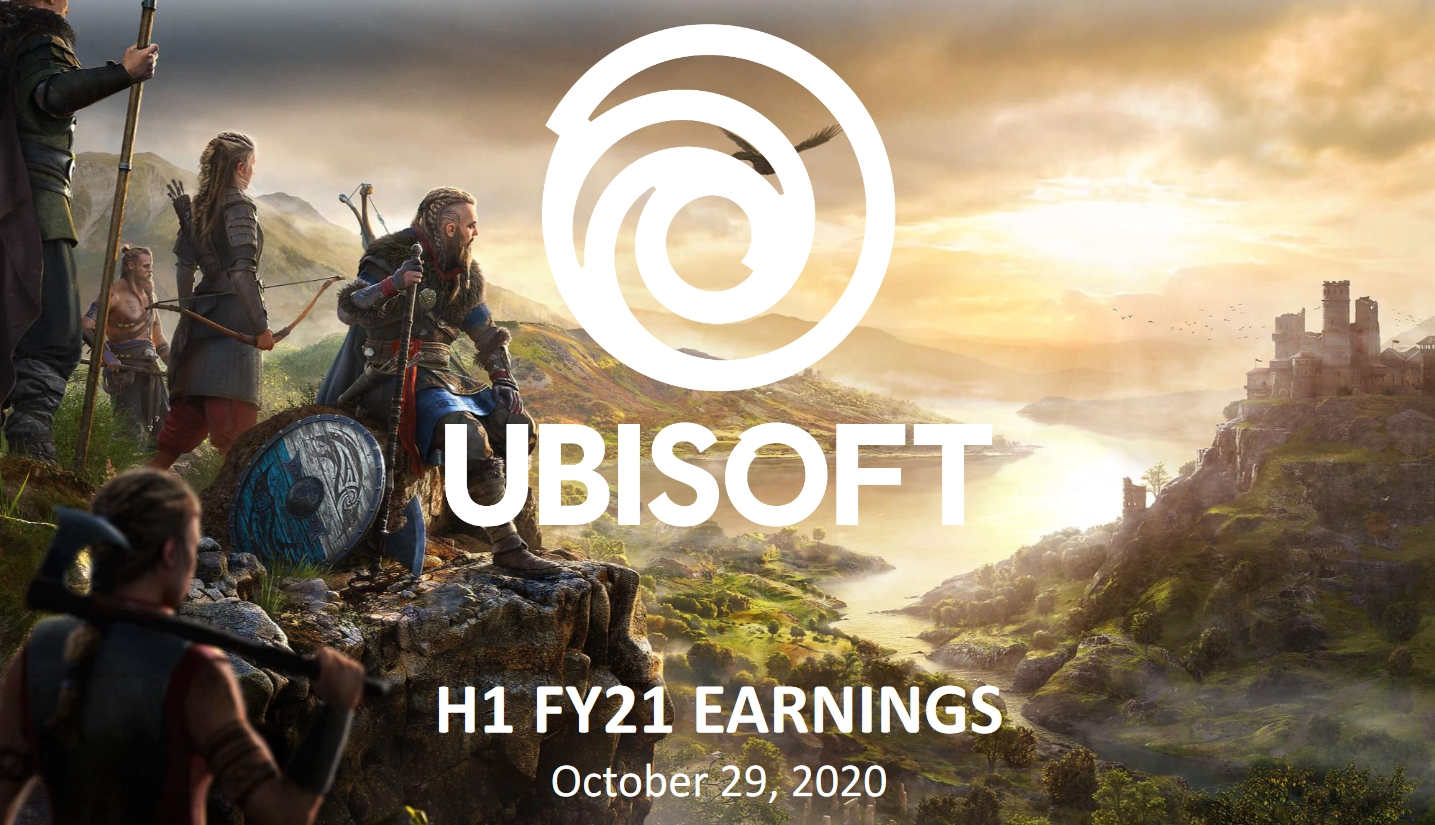 Ubisoft H1 2021 Earnings – Record Profits but Planned Delays