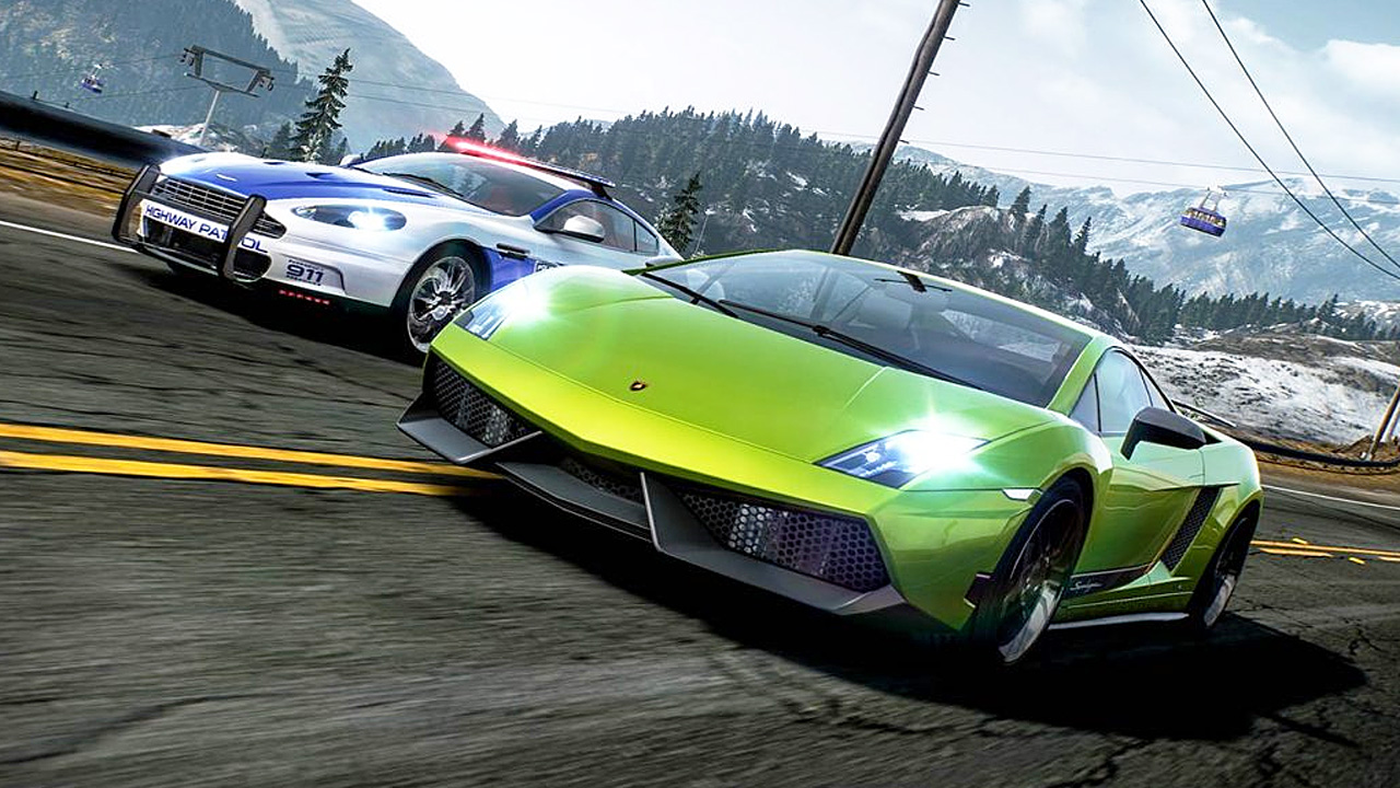 Xbox Game Pass Need for Speed Hot Pursuit
