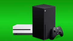 Xbox Series X Xbox One S