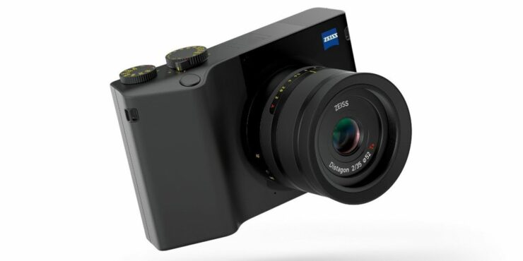 Zeiss ZX1 is an Android Powered Full Frame Camera That Costs $6,000