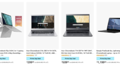 Chromebook deals on Prime Day 2020