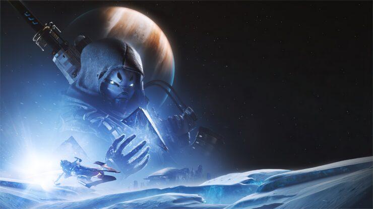 Destiny 2 Beyond Light trailer