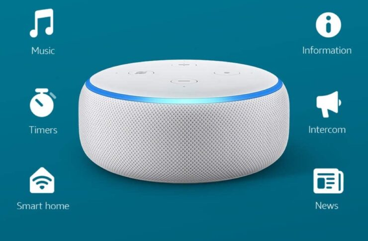 Echo Dot on sale for Prime Day