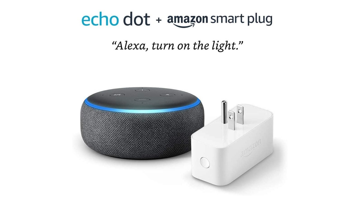 Prime Day 2020 deal on Echo Dot and Smart Plug
