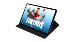 Galaxy Tab S7 Becomes the First Android Tablet to Get 90 FPS Support in Fortnite