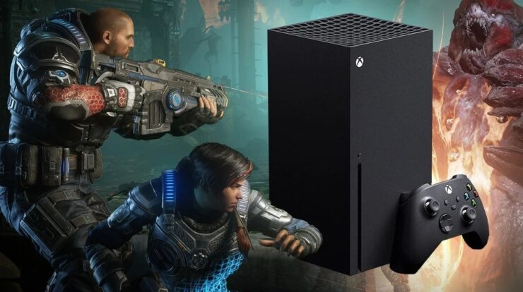 gears 5 update xbox series x s