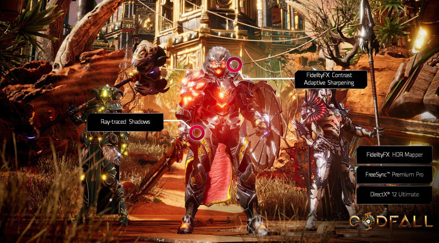 AMD Godfall Features