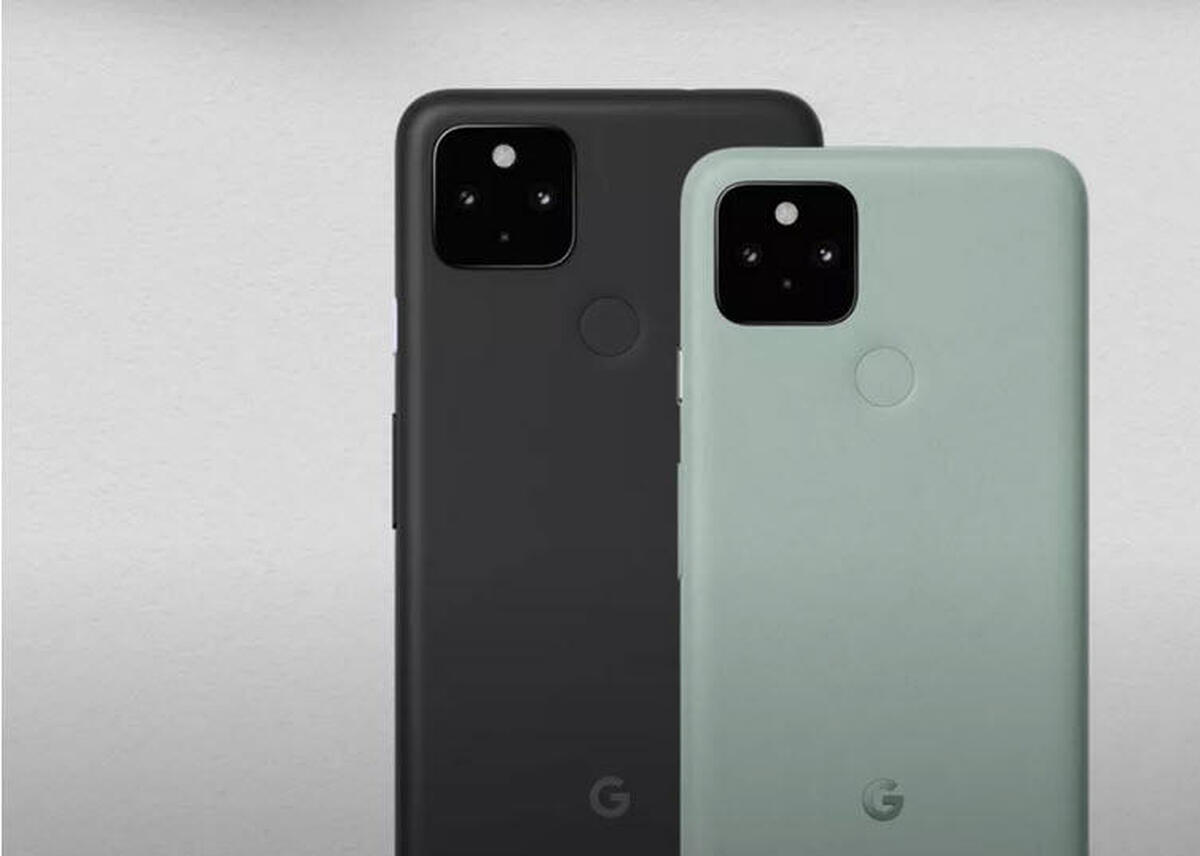Image of article 'Pixel 5 Users Report a Gap Between the Frame and the Display'