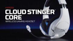 HyperX Cloud Stinger Core PS5 Headset