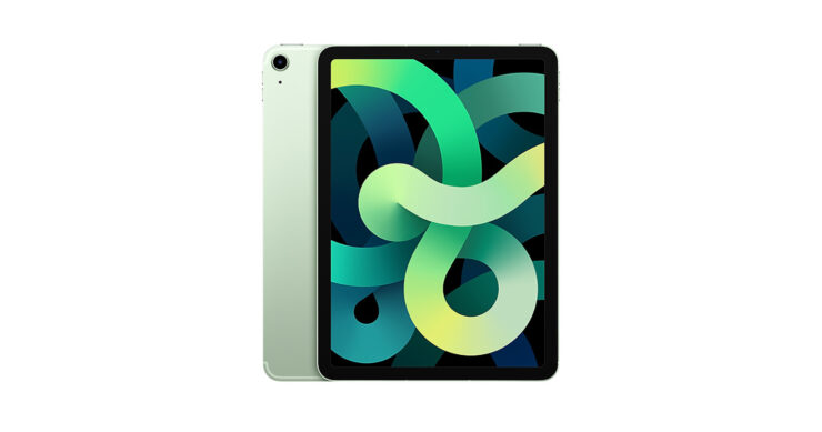 New iPad Air 4 in Green Gets Another Price Cut of $40 for the Wi-Fi Only Model, Making It the Best Tablet for Nearly Everybody