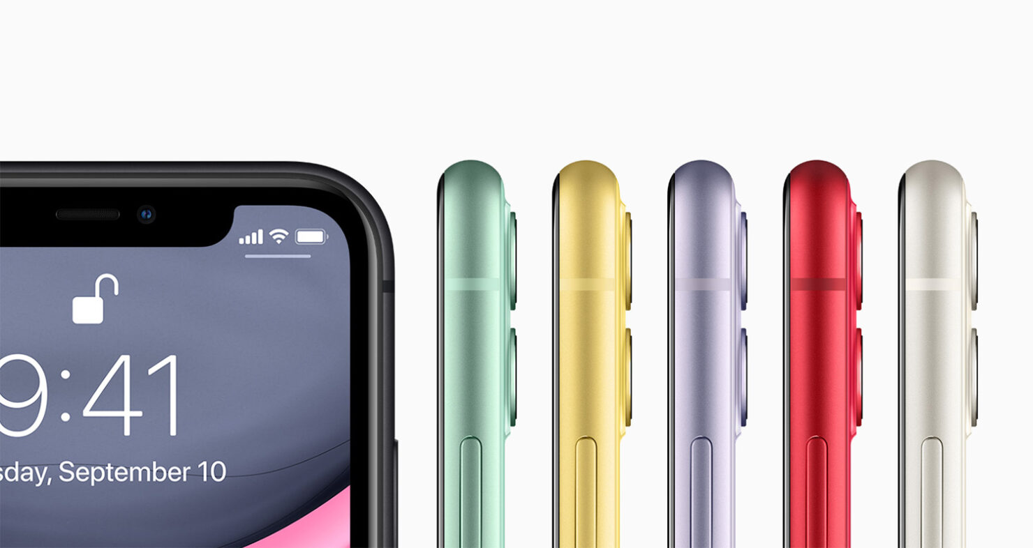 iPhone 11, 2020 iPhone SE Made up More Than 50% of All U.S.-Based iPhone Sales for Q3, 2020