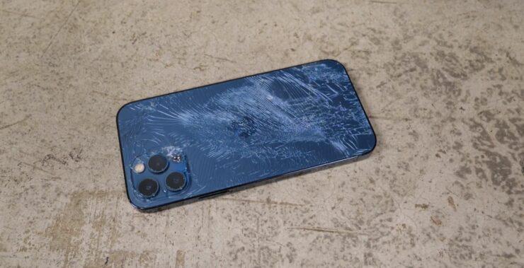 iPhone 12 Pro Drop test