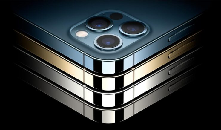 iPhone 12 Pro Max Is the Only Model From Apple's Lineup to Support Sensor-Shift Optical Image Stabilization