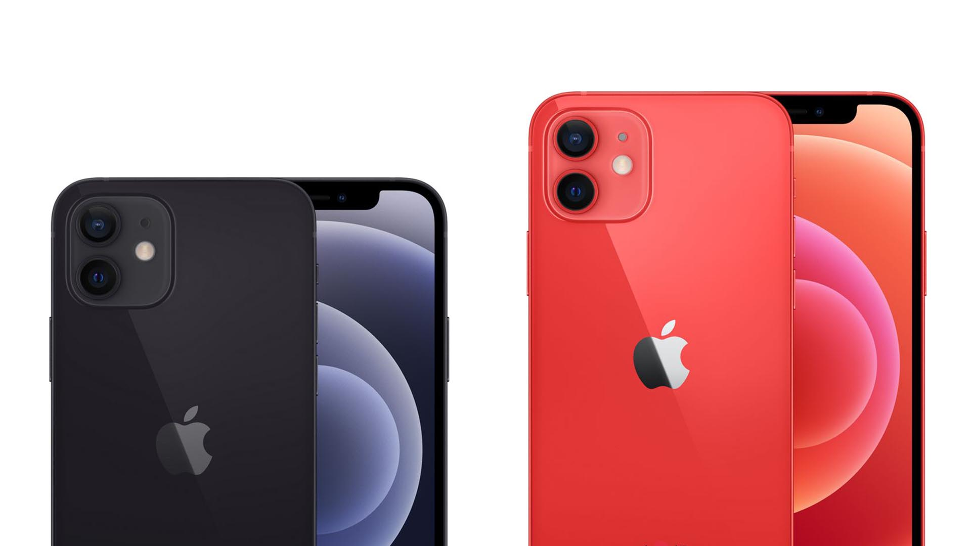 Iphone 12 Iphone 12 Mini Are Official Both Come With A14 Bionic Chipset Super Retina Xdr Display Stronger Ceramic Shield First 7p Lens More