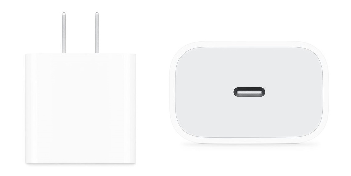 iPhone 20W Power Adapter