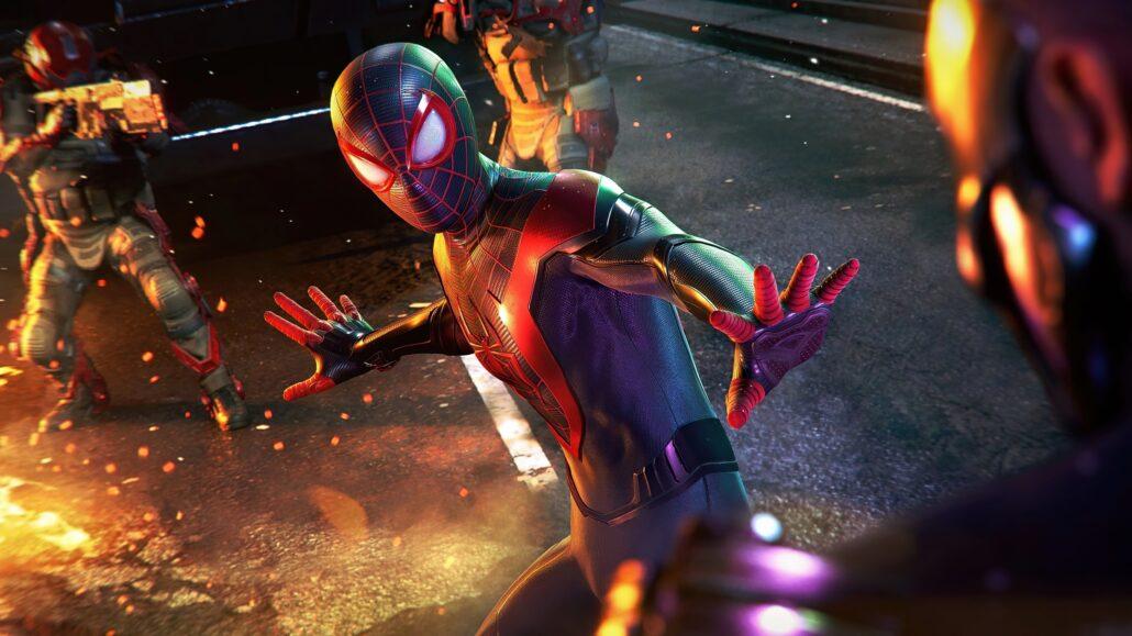 تماشا کنید؛ تریلر جدید Spider-Man: Miles Morales قسمتهایی از مخفیکاری و سیستم نبرد را نمایش میدهد