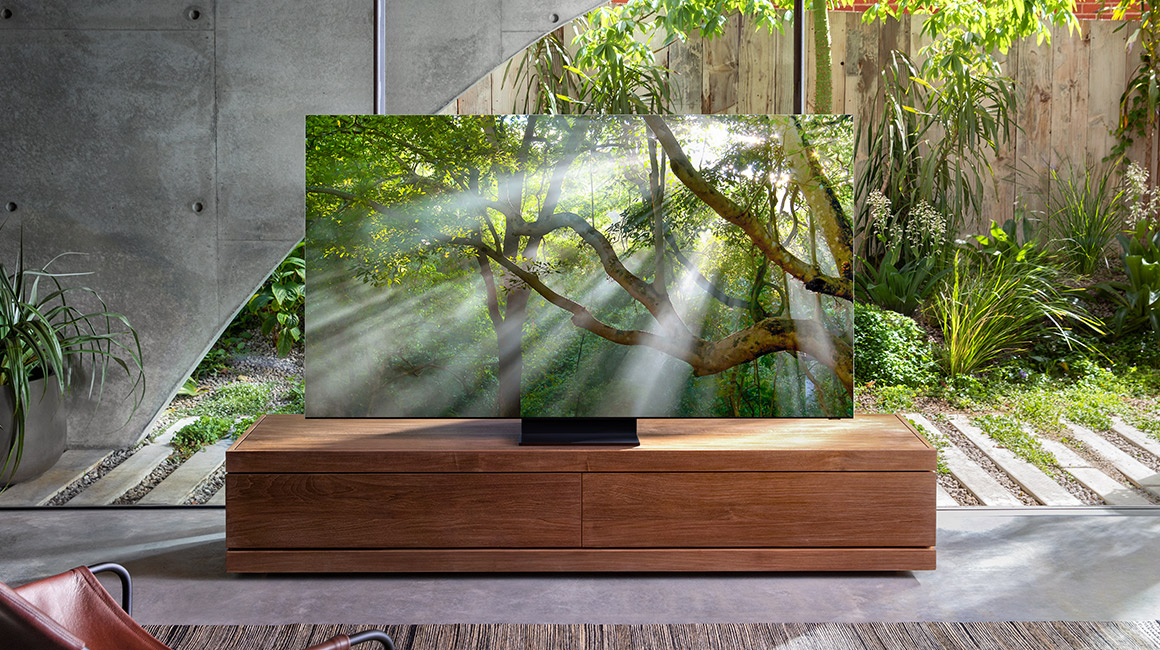 samsung 8k tv Q950TS