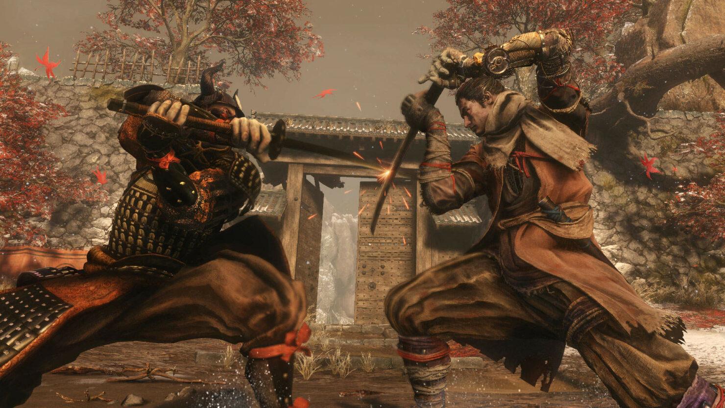 Sekiro: Shadow Die Twice Slashes its Way to Stadia
