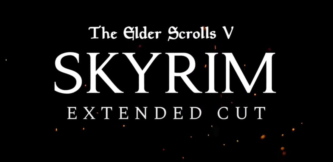 skyrim extended cut mod 2021 pc xbox
