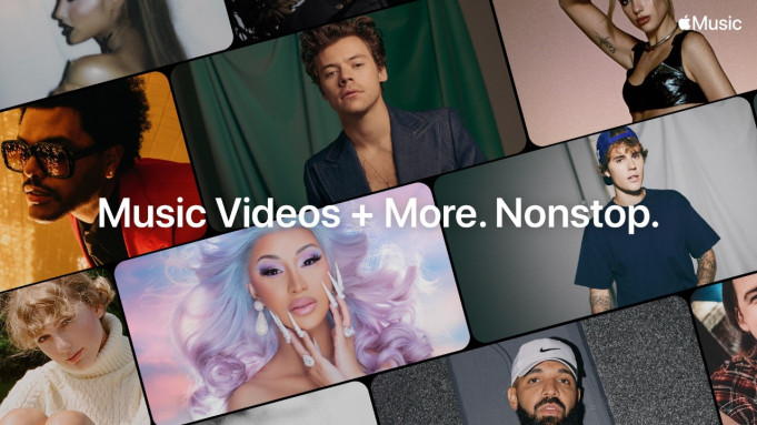 Apple Music TV is Streaming Free Music Videos Throughout the Day
