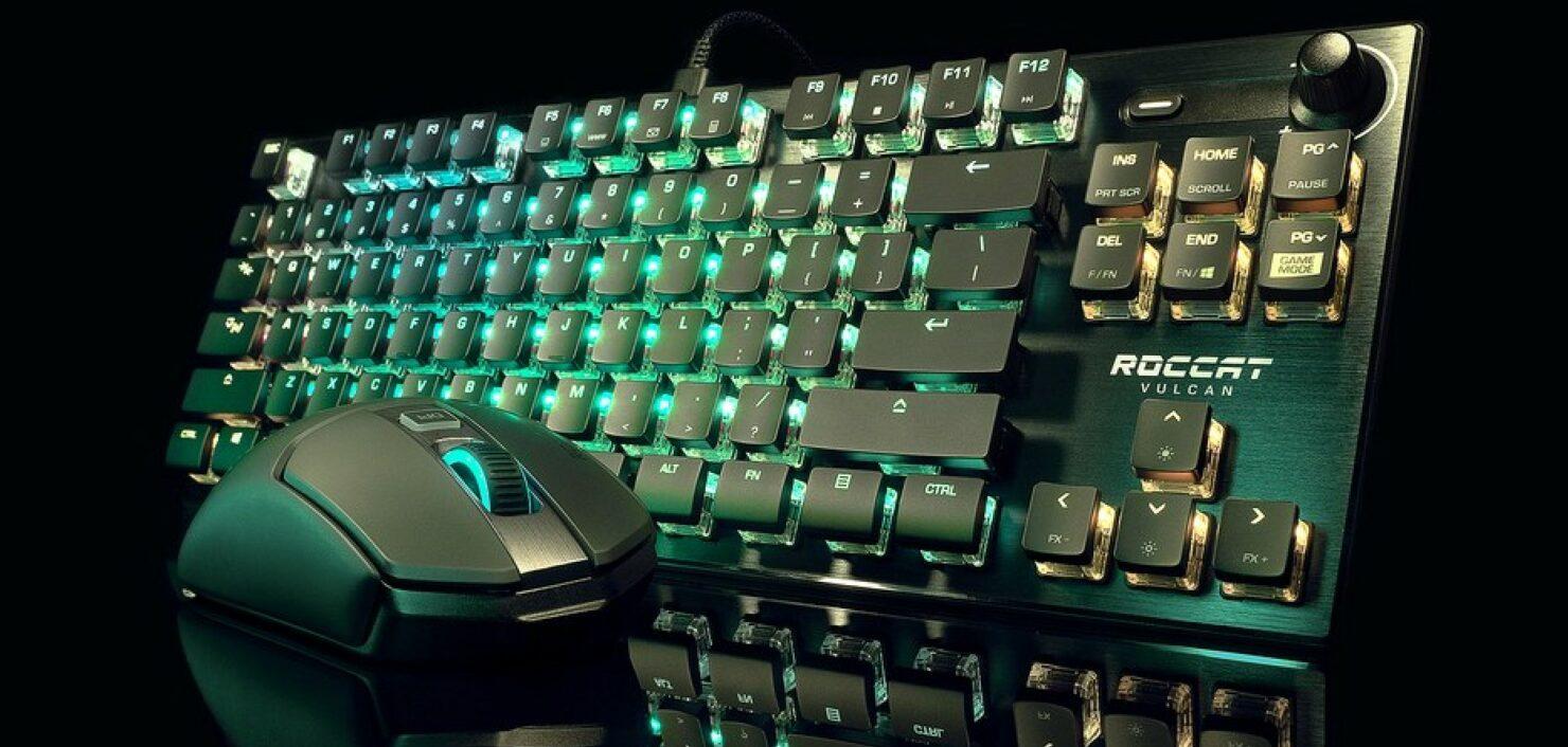 Revisión del teclado Roccat Vulcan TKL Pro - Diseño Roccat, solo para jugadores 1