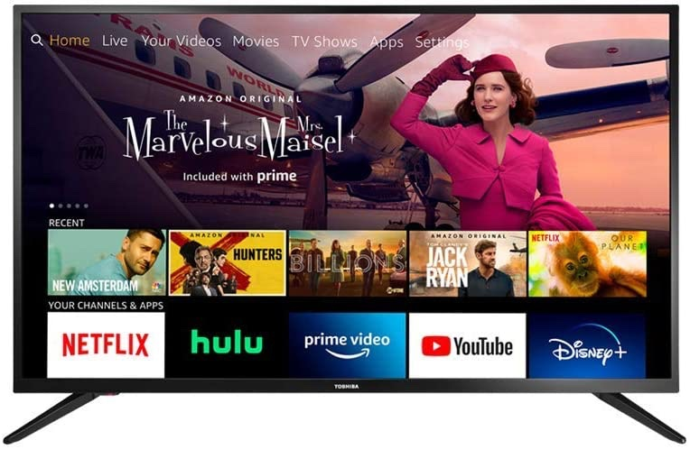 Toshiba smart TV deal for Prime Day 2020