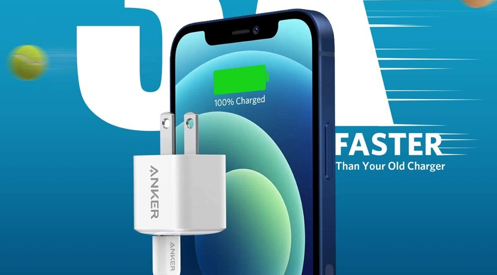 iPhone 12 USB-C chargers