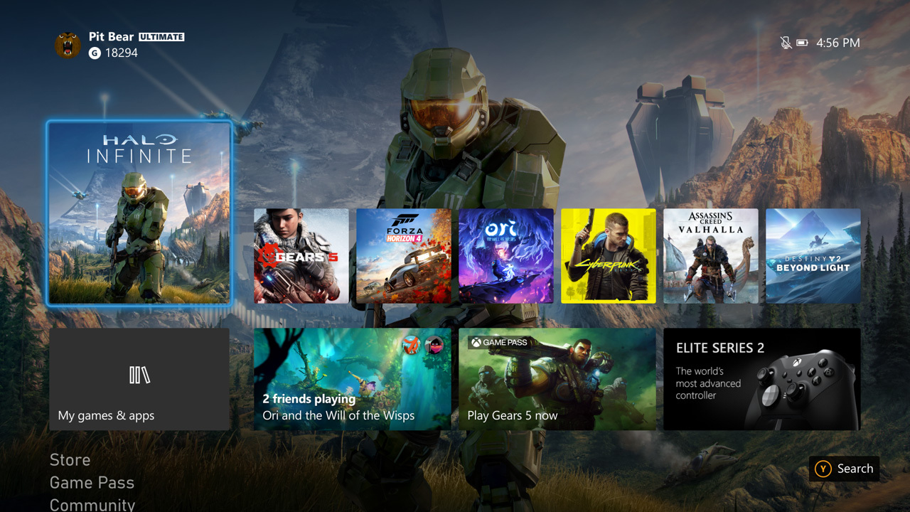 xbox system update 1