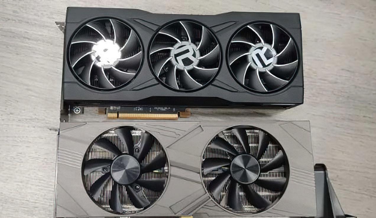 AMD Radeon RX 6800 XT Black Edition, Hampir Sebesar Custom RTX 30 Series Cards