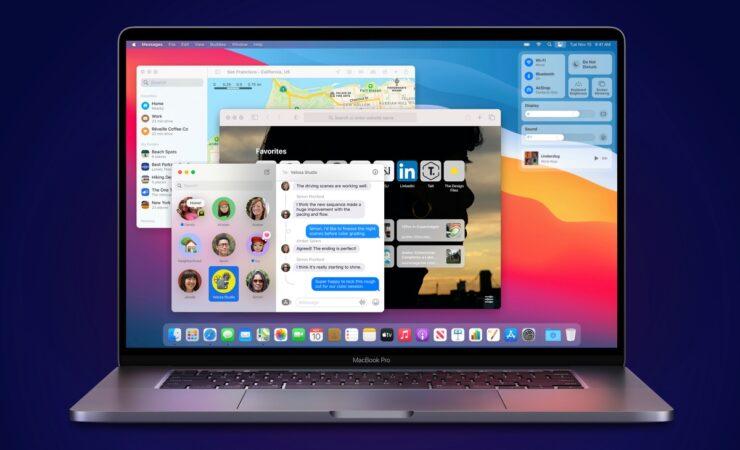 Download macOS Big Sur 11.1 beta today