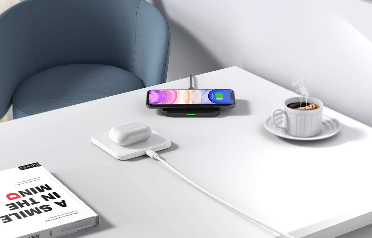 Choetech offering 2 wireless chargers for $13.99